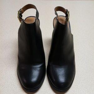 Ana Billion Block Heel Slingback Ankle